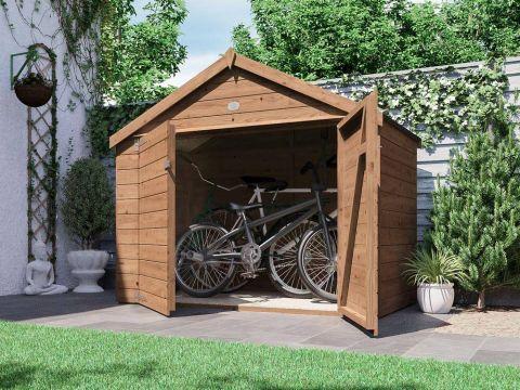 Ariane Bike / Mower Storage Shed