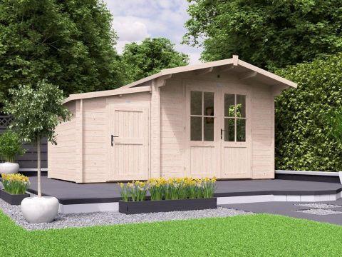PremiumPlus Avon Sidestore Log Cabin Main