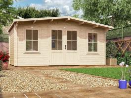 PremiumPlus Severn Log Cabin Main
