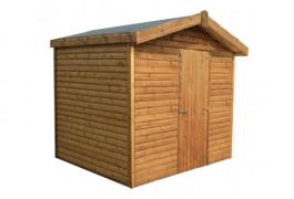 Chalet Logwood shed