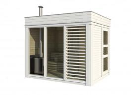 7x11 Viking Garden Sauna