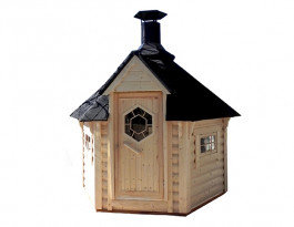 Viking 4 man BBQ Hut
