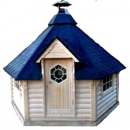 Viking 12-15 man BBQ Hut