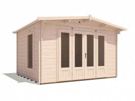 HuggaBear Log Cabin