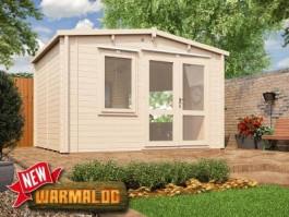 Rhine Insulated Log Cabin