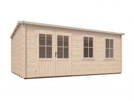 PremiumPlus Modetro Log Cabin