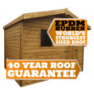 40 Year Roof Guarantee