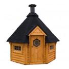 Viking 5-10 man BBQ Hut