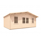 PremiumPlus Vanguard Log Cabin