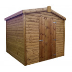 6x4 Tongue & Groove Shed