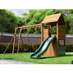 14x12 FortPlus Escape Climbing Frame