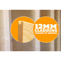 12mm Cladding