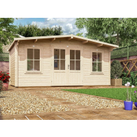PremiumPlus Severn Log Cabin Main
