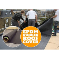Optional EPDM Rubber Roofing