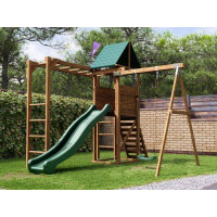 11x9 Monkeyfort Wilderness Climbing Frame