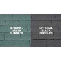 Optional Shingle Roof
