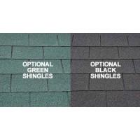 Optional Green/Black Shingles