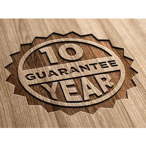 10 year Dunster House Guarantee