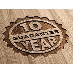 10 year Dunster House Guarantee