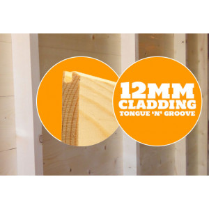 12mm Cladding