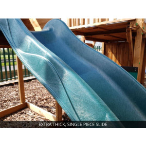 FortPlus Escape Slide Feature