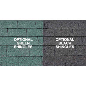 Optional Shingle Roofing