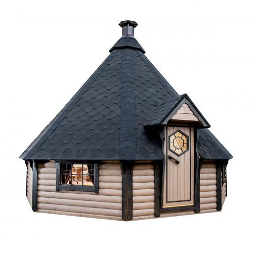 18x18 Viking BBQ hut