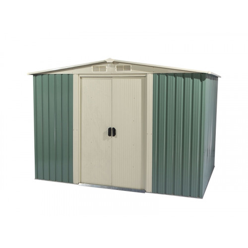 10x8 Apollo Metal Shed With Floor Kit