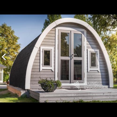 19x10 Garden Camping Pod