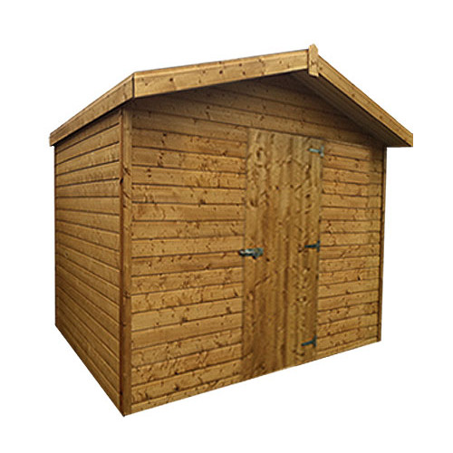 8x6 Chalet Tongue & Groove Shed