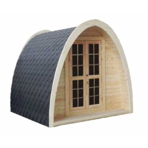 11x8 Garden Camping Pod Thermo