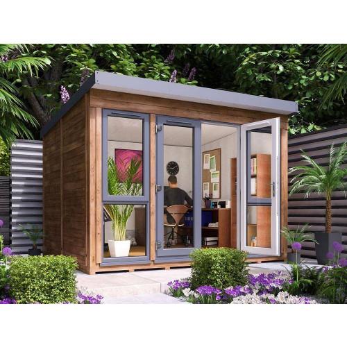 11x9 120mm Titania Garden Office