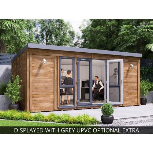 18x11 120mm Titania Garden Office
