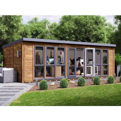 25x11 120mm Titania Garden Office