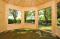 11x11 Garden Pavilion Interior