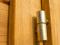 PremiumPlus Vanguard Log Cabin Log Cabin hinge detail