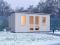 Premium Lantera Log Cabin winter