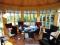 11x11 Garden Pavilion Gazebo Interior