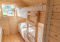 Sleeping Barrel Bed Ladder