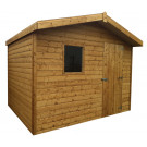 Tongue & Groove Shed with window
