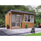 Apex garden office