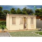Premium Lantera Log Cabin