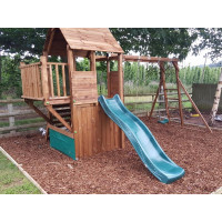15x12 BalconyFort Searcher Climbing Frame