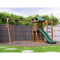 12x8 Juniorfort Monkey Climbing Frame