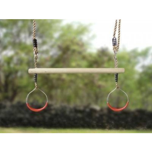 Ring Trapeze For Climbing Frames