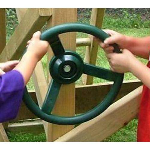 Steering Wheel For Climbing Frames
