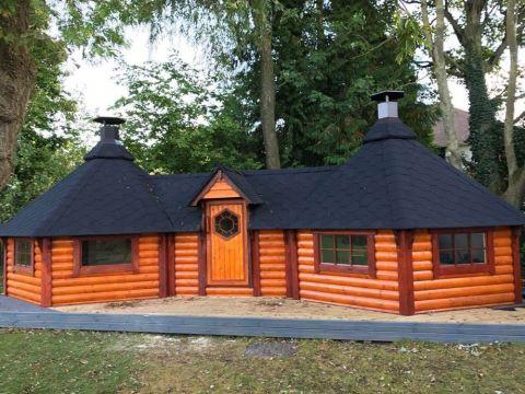 Large BBQ Hut Ireland