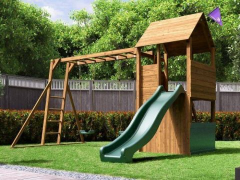 FortPlus Escape Climbing Frame