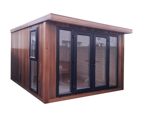 Canadian Red Cedar Garden Room