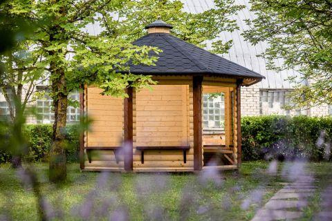 11x11 Garden Pavilion